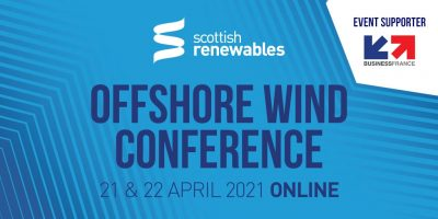 Offshore Wind Conference 2021 Scottish Renewables 21 & 22 Avril 2021